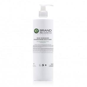 Olio massaggio cellulite, flacone 500 ml