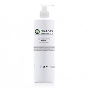 Olio Massaggio all'Olio di Argan, Ebrand Pro Cosmetics, Flacone 500 ml