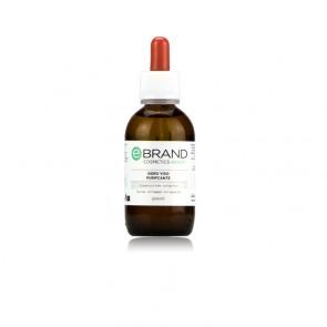 Siero Purificante Per il Viso - Ebrand Green - 50 ml