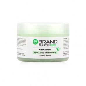Crema Piedi Emolliente  - Ebrand Cosmetics - Vaso 250 ml