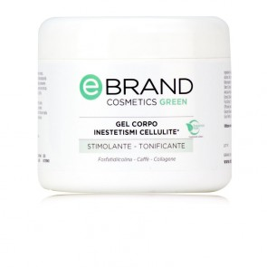 Gel Cellulite Forte - Fosfatidilcolina - Ebrand Green - Vaso 500 ml