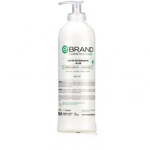 Latte Detergente Idratante Aloe Vera - Ebrand Green -  Flacone 500 ml