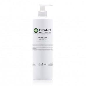 Tonico Viso Idratante Lenitivo Aloe Vera - Ebrand Green - Flacone 500 ml.