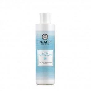 Latte Detergente Idratante, Aloe Vera e Bacche di Goji Biologici, Ebrand Cosmetics, ml. 250