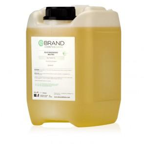 Olio Massaggio Neutro - Ebrand Green - Tanica 5 lt