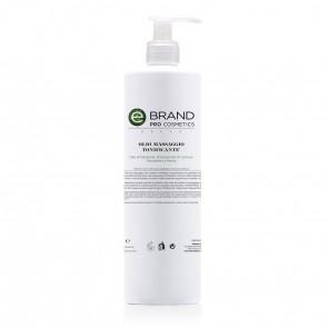 Olio Massaggio Tonificante, Ebrand Pro Cosmetics, Flacone 500 ml