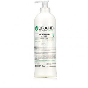 Latte Detergente Purificante Tè Verde - Ebrand Green - Flacone 500 ml