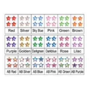 Set Stelline 12 Colori - Decorazione Nail Art