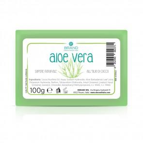 """Sapone Naturale all'Olio di Cocco """"Aloe"""", Ebrand Hair & Body"""