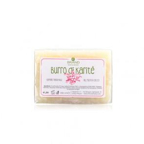 """Sapone Naturale all'Olio di Cocco """"Burro di Karité"""" - Ebrand Hair & Body"""