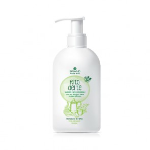 """Shampoo """"Rito del Te"""" - Capelli Normali - Ebrand Hair & Body"""