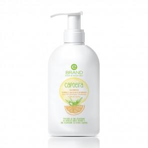"""Shampoo Bio Capelli Secchi e Sfibrati, Ebrand Hair & Body  """"Capoeira"""" 500 ml"""