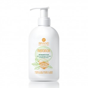 "Detergente Mani Bio ""Manolinda"", Ebrand Hair & Body, 500 ml"