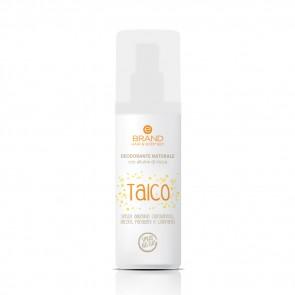 """Deodorante Naturale con Allume di Rocca """"Talco"""", Ebrand Hair & Body"""