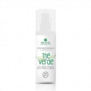 """Deodorante Naturale con Allume di Rocca """"The Verde"""", Ebrand Hair & Body"""