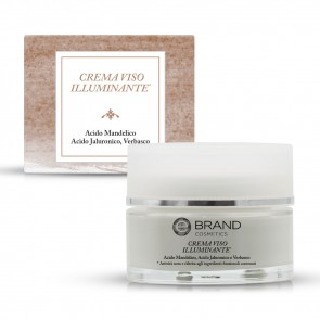 Crema Viso Schiarente Illuminante, Ebrand Cosmetics, 50 ml
