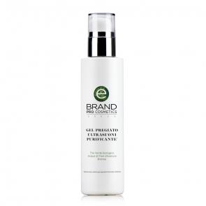 Gel Pregiato Ultrasuoni Purificante Thè Verde e Acqua di Fiori d'Arancio, 250 ml