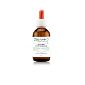 Siero Viso Rigenerante Multivitaminico - Ebrand Green - 50 ml