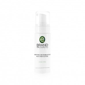 Mousse detergente illuminante complex white, 160 ml