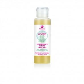 "Detergente Intimo Bio Rinfrescante e Lenitivo, Ebrand Hair&Body ""La Sveglia"" 100 ml"
