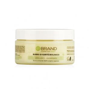 Burro di Karitè 100% Biologico - Ebrand Green - Vaso 100 ml.