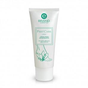 Crema Piedi Deodorante ml. 100, Ebrand Cosmetics