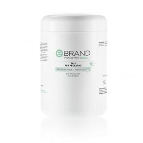 Sali per Pediluvio - Ebrand Green - Vaso 1000 gr