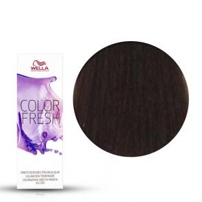 Tinta Capelli Color Fresh 4.07 Colore Professionale Castano Medio Sabbia 75 ml