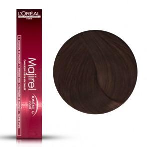 Tinta Capelli Majirel 5.35 Colore Professionale Castano Chiaro Dorato Mogano, L'Oreal, 50 ml