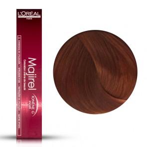 Tinta Capelli Majirel 7.43 Colore Professionale Biondo Rame Dorato, L'Oreal, 50 ml