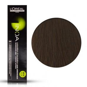 Tinta Capelli Inoa 7 Colore Professionale Biondo, L'Oreal, 60 gr