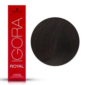 Tinta Capelli Igora Royal 4.0 Colore Professionale Castano Medio 60 ml