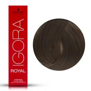 Tinta Capelli Igora Royal 6.1 Colore Professionale Biondo Scuro Cenere 60 ml