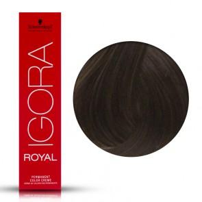 Tinta Capelli Igora Royal 6.0 Colore Professionale Biondo Scuro 60 ml