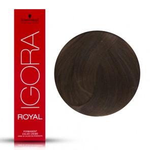 Tinta Capelli Igora Royal 5.57 Colore Professionale Castano Chiaro Dorato Rame 60 ml