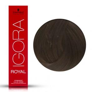 Tinta Capelli Igora Royal 5.5 Colore Professionale Castano Chiaro Dorato 60 ml