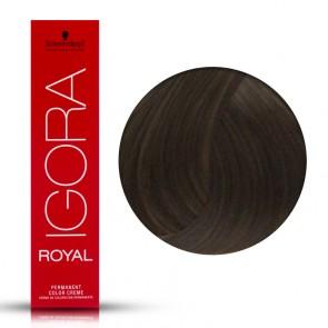 Tinta Capelli Igora Royal 6.00 Colore Professionale Biondo Scuro Extra 60 ml
