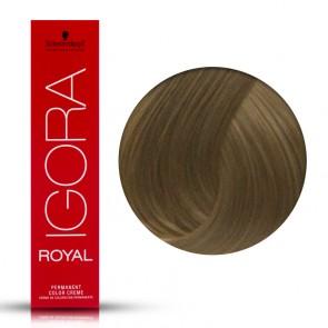 Tinta Capelli Igora Royal 8.0 Colore Professionale Biondo Chiaro Naturale 60 ml