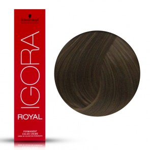 Tinta Capelli Igora Royal 7.0 Colore Professionale Biondo Medio Naturale 60 ml