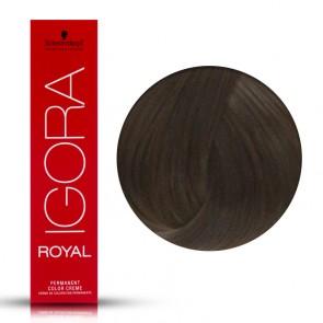 Tinta Capelli Igora Royal 7.1 Colore Professionale Biondo Medio Cenere 60 ml
