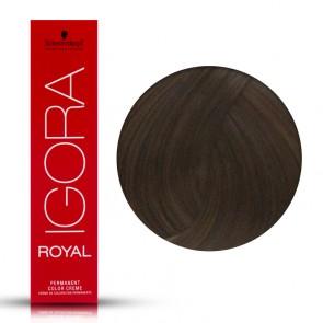 Tinta Capelli Igora Royal 6.65 Colore Professionale Marrone Dorato 60 ml