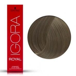 Tinta Capelli Igora Royal 9.1 Colore Professionale Biondo Chiarissimo Cenere 60 ml