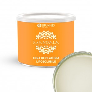 Cera Depilatoria Liposolubile Titanio Canapa Indiana 400ml