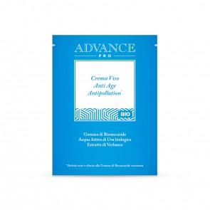 Campioncini Crema Viso Anti Age Antipollution Bio - Advance Pro