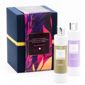 "Idea Regalo ""Bio Beauty Ritual Set"" Kit Pulizia Viso"