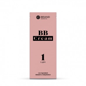Campioncino BB Cream Light, Ebrand Cosmetics, ml. 3