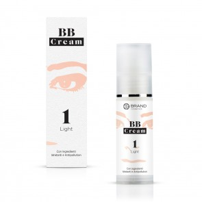 BB Cream Light, Ebrand Cosmetics, ml. 30