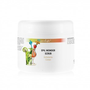 Scrub esfoliante corpo Epil Wonder, Wonderlax