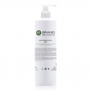 Gel Esfoliante Aha, Ebrand Pro Cosmetics, 500 ml