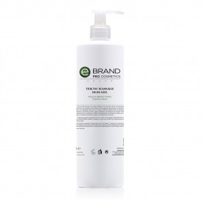 Olio Gel Tekno Massage, Ebrand Pro Cosmetics, 500 ml